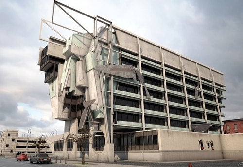 R.I.P. Lebbeus Woods, Cutting-Edge Architect Who Inspired Futuristic Visions