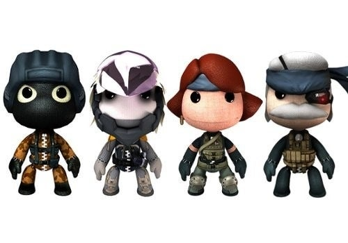 What Did Hideo Kojima Think of LittleBigPlanet Metal Gear Solid Pack?