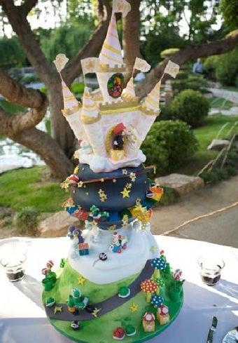 Super Mario: Team Cake