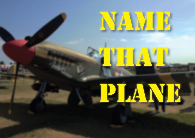 Happy Friday! Name That Plane