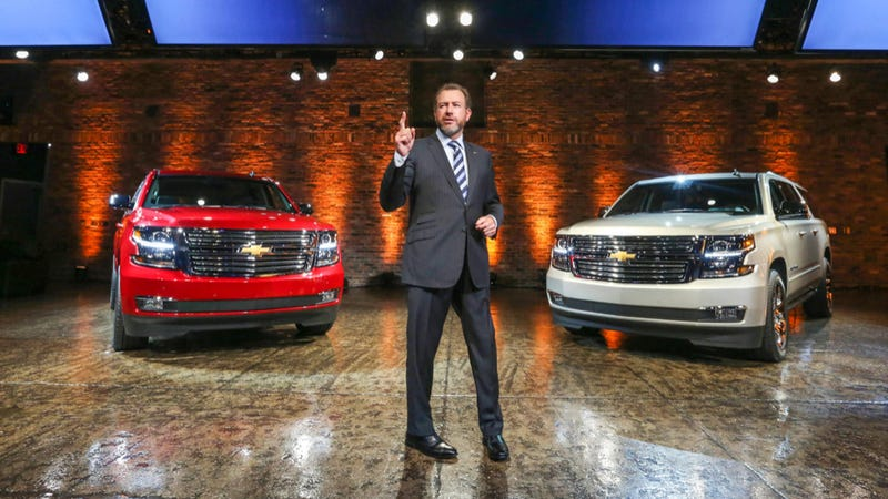 Why Giant SUVs Are Still The Most Important Vehicles GM Makes