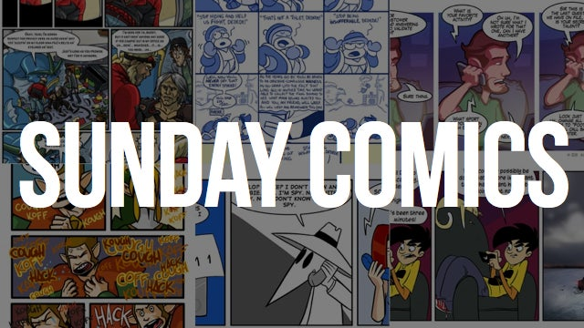 Sunday Comics: What's Your Favorite Activity?