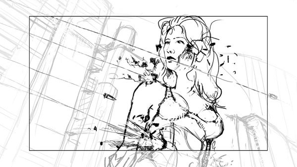Go Behind The Scenes Of Cyberpunk's Stunning Debut Trailer