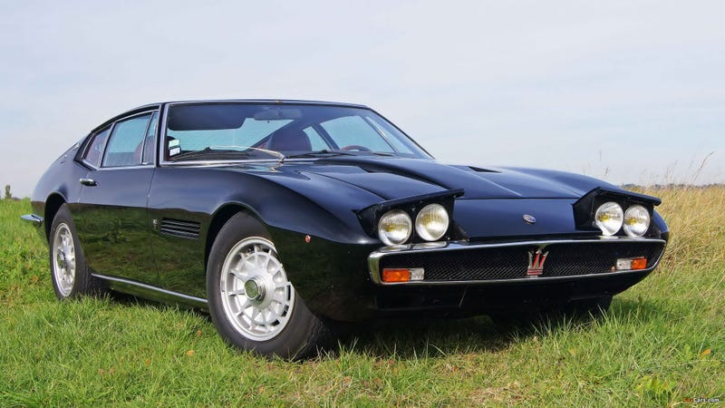 The Brief History Of The Maserati Ghibli