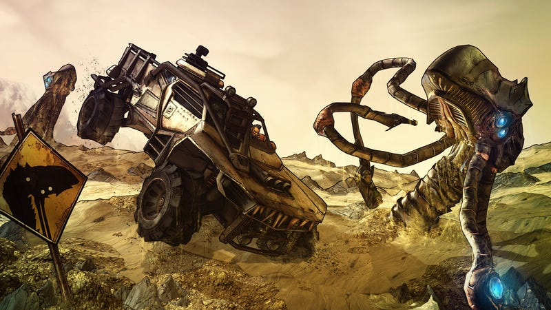 Randy Pitchford Teased Details of Borderlands 2's Future During Our Live Interview Today. Here Are A Few.