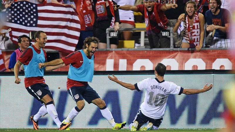 USMNT Moves Up To 13th In Latest FIFA World Rankings