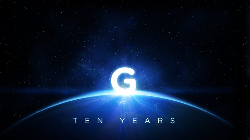 Come Toast Gizmodo's Tenth Birthday on Thursday, August 16