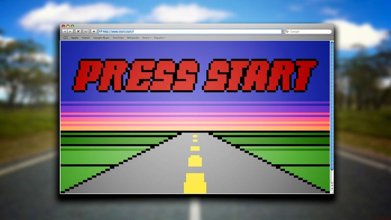Show Us Your Browser Start Page