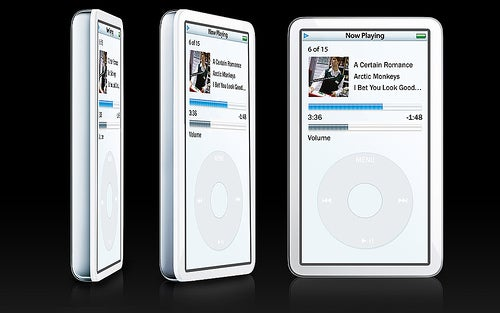 Apple Rumor Du Jour: Touchscreen Video iPod Set to Launch Next Month?