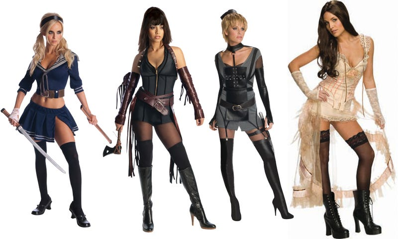 This Year's Sluttiest and Weirdest Store-Bought Halloween Costumes