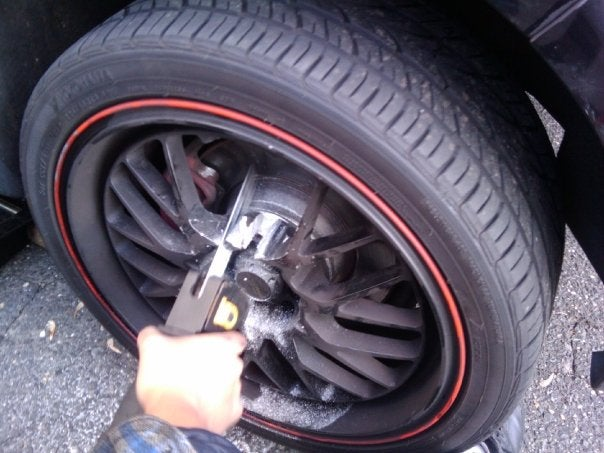Gallery: How Not To Remove A Lug Bolt