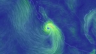 """Those Animated """"Real-Time"""" Wind Maps Are Fooling You"""