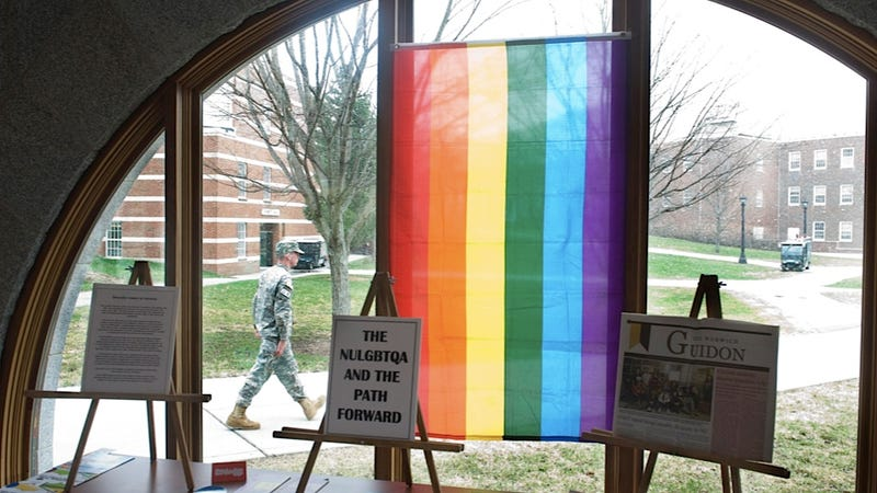 The U.S. Army Says Hello to Its First Openly Gay General