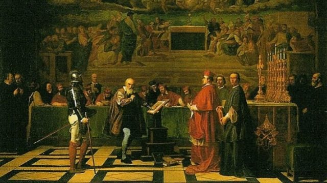 Did Galileo get in trouble for being right, or for being a jerk about it?