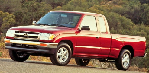 Rusty Toyota Tacoma? Toyota May Buy Back Your Truck For 150% The Value