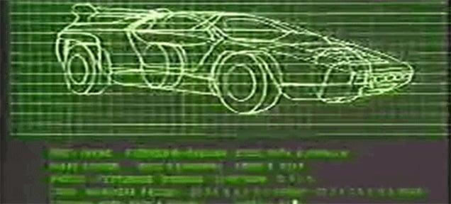 Rare Vector Promo Video Is Miami Vice Meets Top Gun With John DeLorean