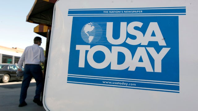 Man Sues Hilton for Tricking Him Into Reading USA Today