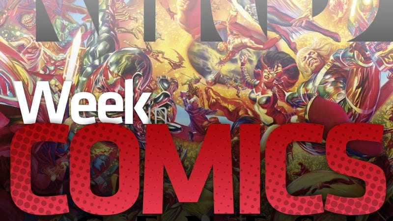 Deus Ex, Gears of War, Sonic The Hedgehog Have One Thing in Common Today: New Comics