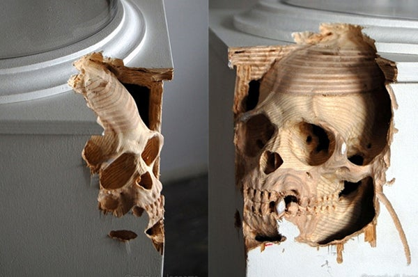 Whittling Is Definitely an Artform in Maskull Lasserre's Case
