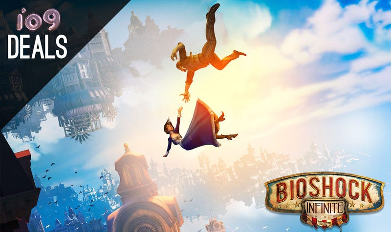 All The Bioshock, iTunes and Toys R Us Credit, Humble Bundle [Deals]