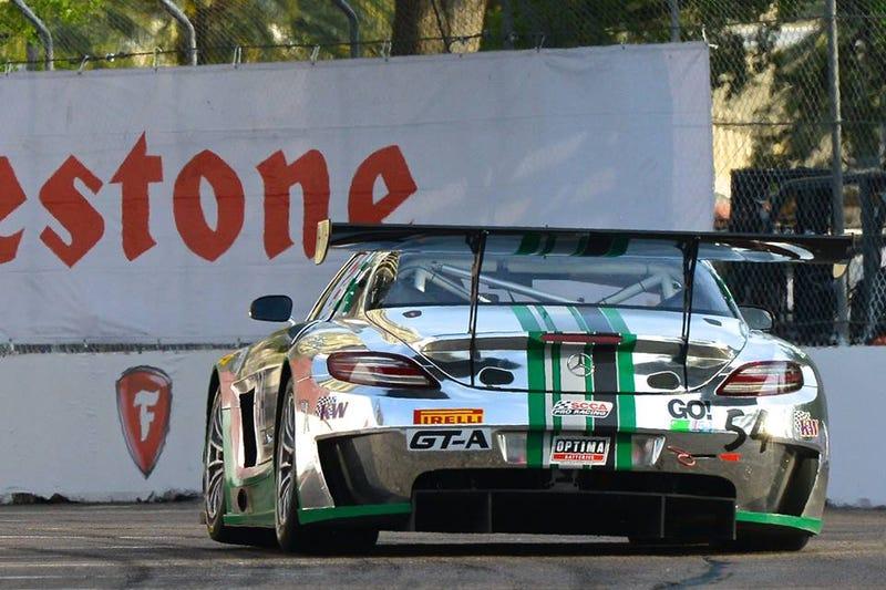 Pirelli World Challenge quali photos