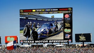 NASCAR from Texas On Now