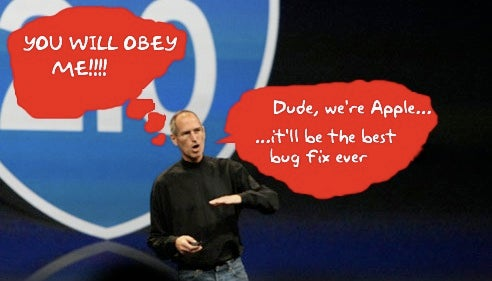 Steve Jobs: Apple Aware of iPhone 2.0 App Fails, Will Fix In September