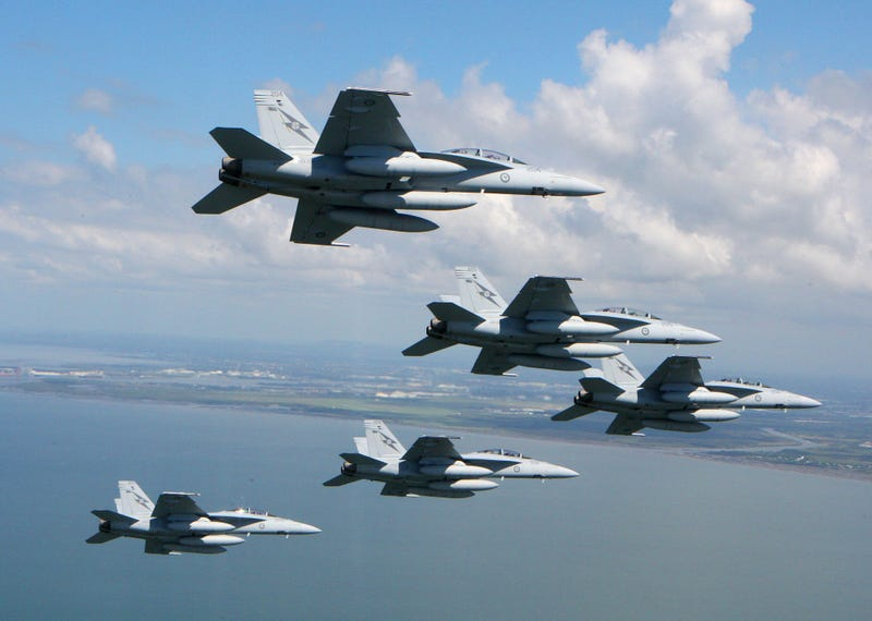 The Right Fighter For Canada Is The Super Hornet, Not The F-35