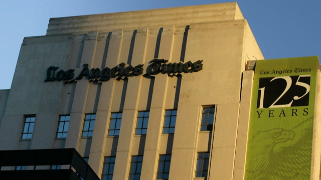 Crime Ring Accused of Targeting Vacationing Los Angeles Times Subscribers