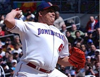 "Bartolo Colon ""Found,"" Still Mourning Michael Jackson"
