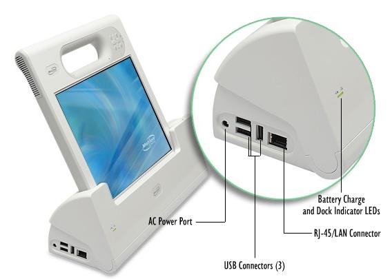 Motion Computing F5 Tablet is Highly Evolved Speak N' Spell