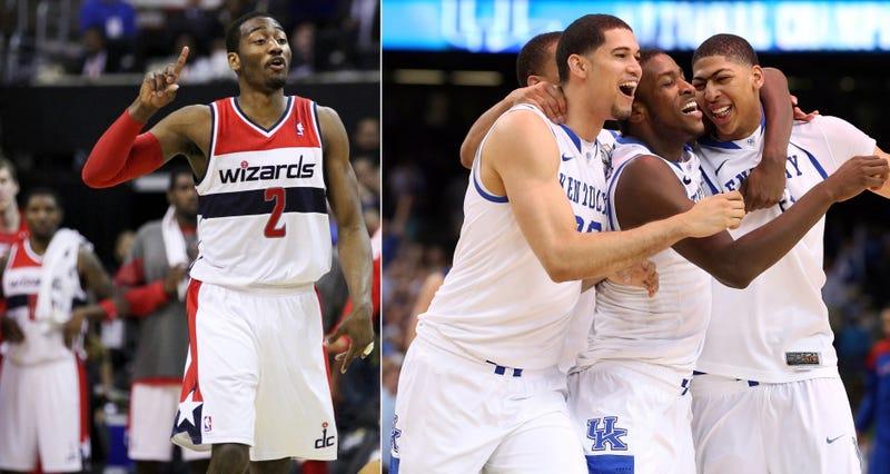 Science! Simulates The Kentucky Wildcats Vs. The Washington Wizards