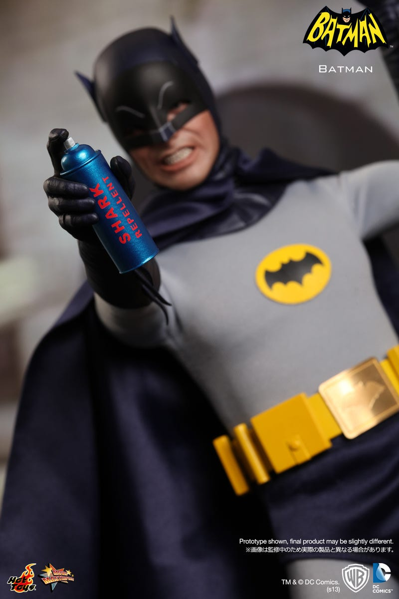 Now THIS Is A Batman Action Figure