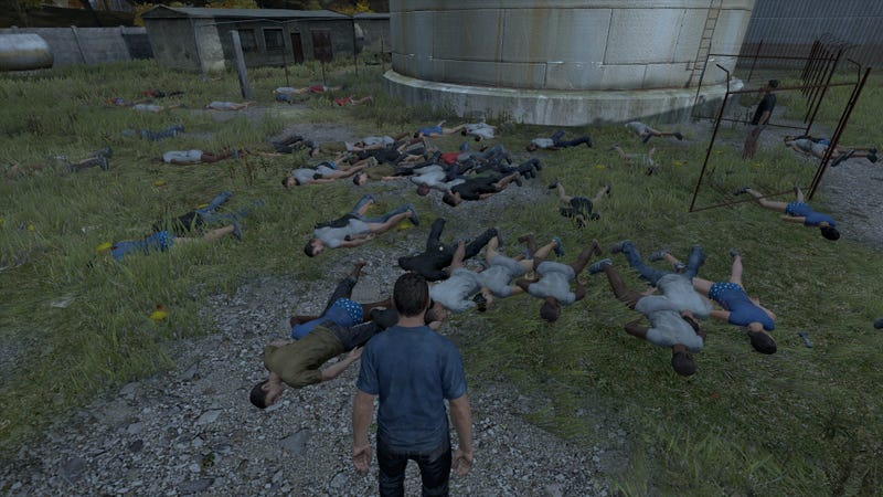 ​DayZ Spurs Mass In-Game Suicide