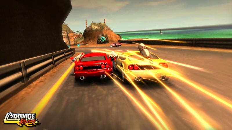 Midnight Club Vets Bring Fast-Paced Combat Racing to Facebook