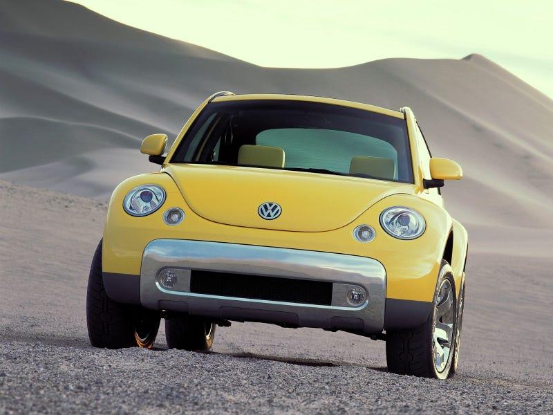 VW Dune concept - part deux
