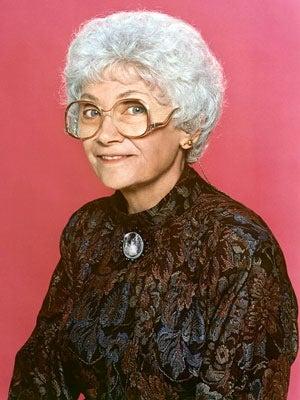 Estelle Getty, Everyone's Favorite Ma