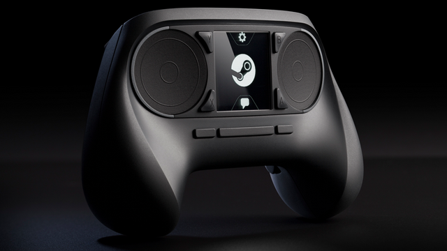 Steam Is Getting Its Own Crazy Joystick-less Controller