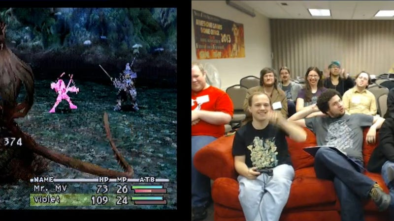 Watch Video Games Get Beaten In Record Time for a Good Cause