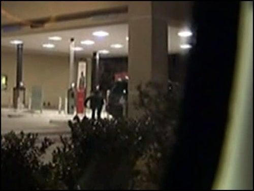 TV Crew Catches Driver Robbery In Progress