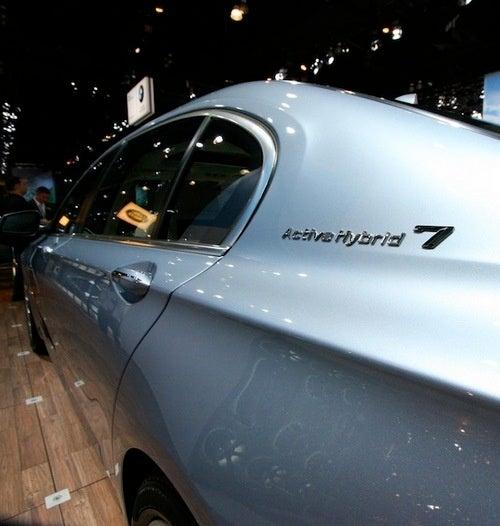 BMW 7-Series Hybrid Priced At $103,125!