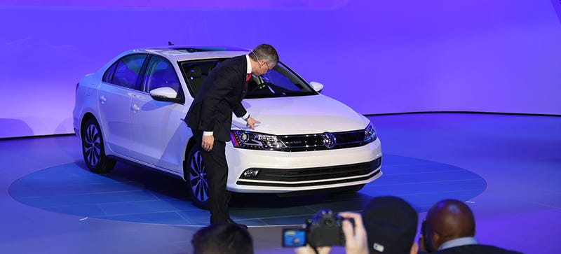 See If You Can Spot The Changes To The 2015 Volkswagen Jetta