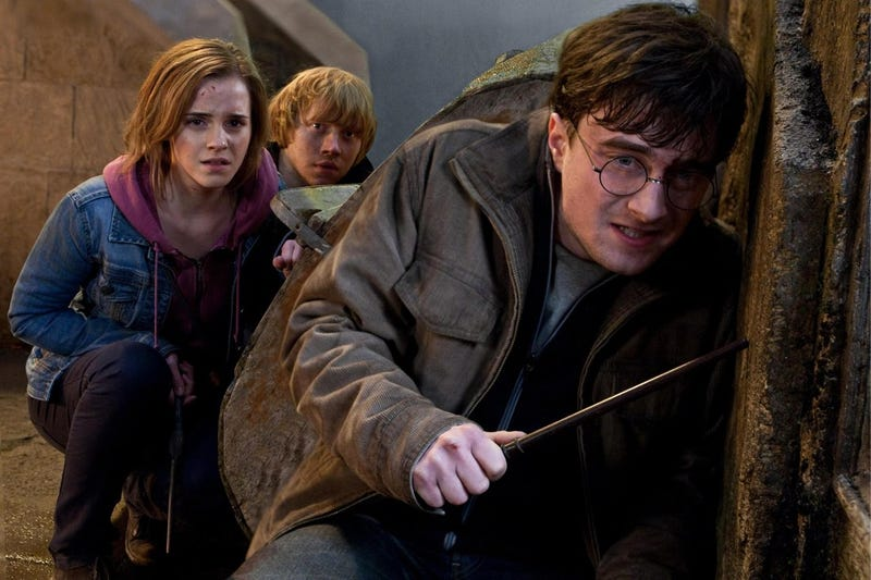 "Daniel Radcliffe on Harry Potter: ""I'm Just Not Very Good in It"""
