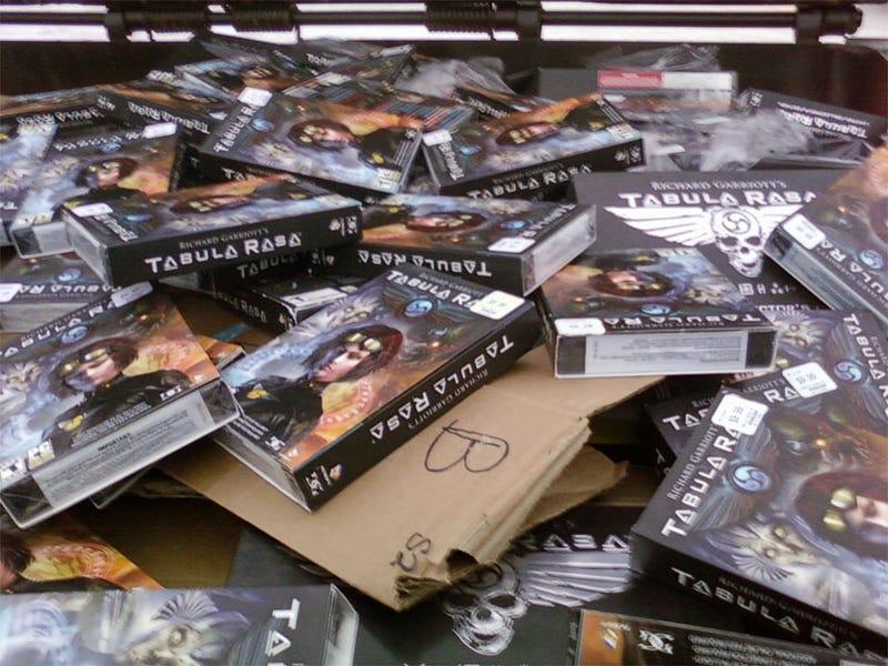 Where Bad Games Go To Die (RIP Tabula Rasa)