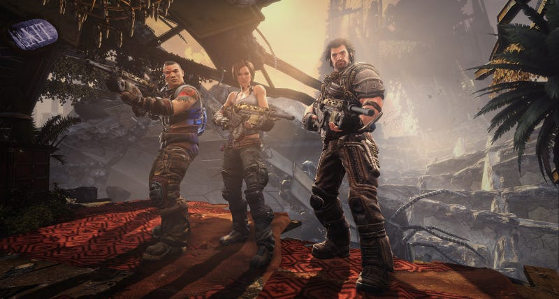 Lowbrow, Sure. But Bulletstorm Isn't Stupid