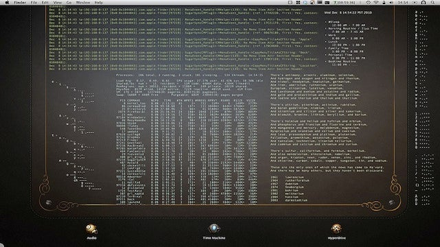 The Command Line Desktop