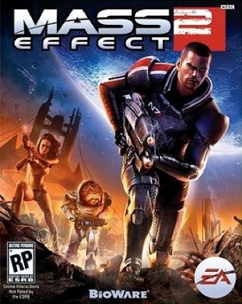 Notebook Dump: Mass Effect 2's New Helpers, A Failed Quest And More [UPDATE]