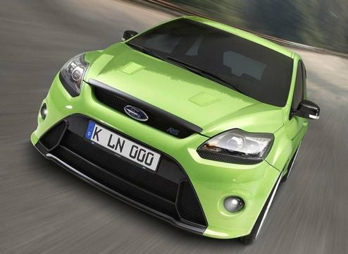 2009 Ford Focus RS: Body By Photoshop?