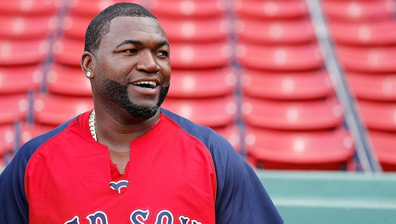 David Ortiz Still Doesn't Know How He Failed That Drug Test