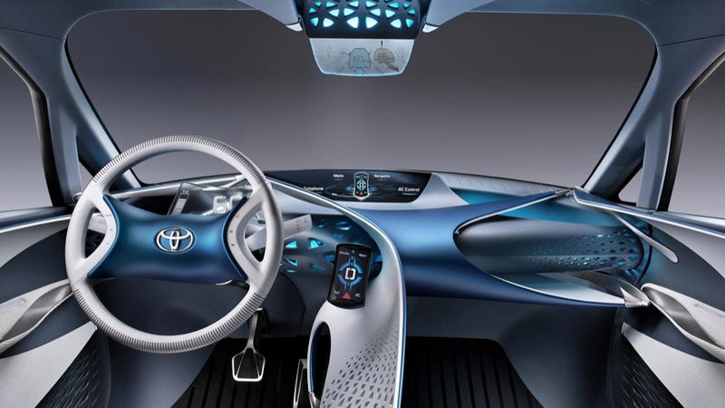 11 New Car Technologies From Paris That Will Change The Way We Drive